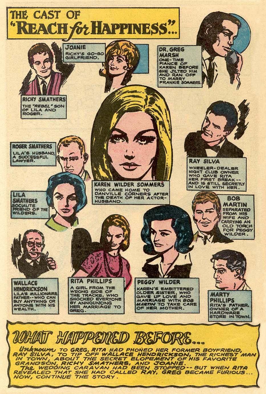 Read online Secret Hearts comic -  Issue #122 - 19