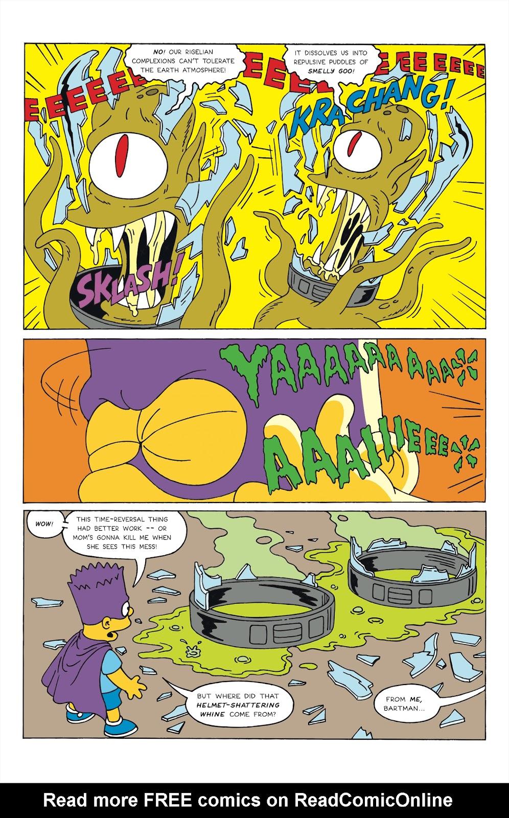 Read online Bartman comic -  Issue #3 - 20