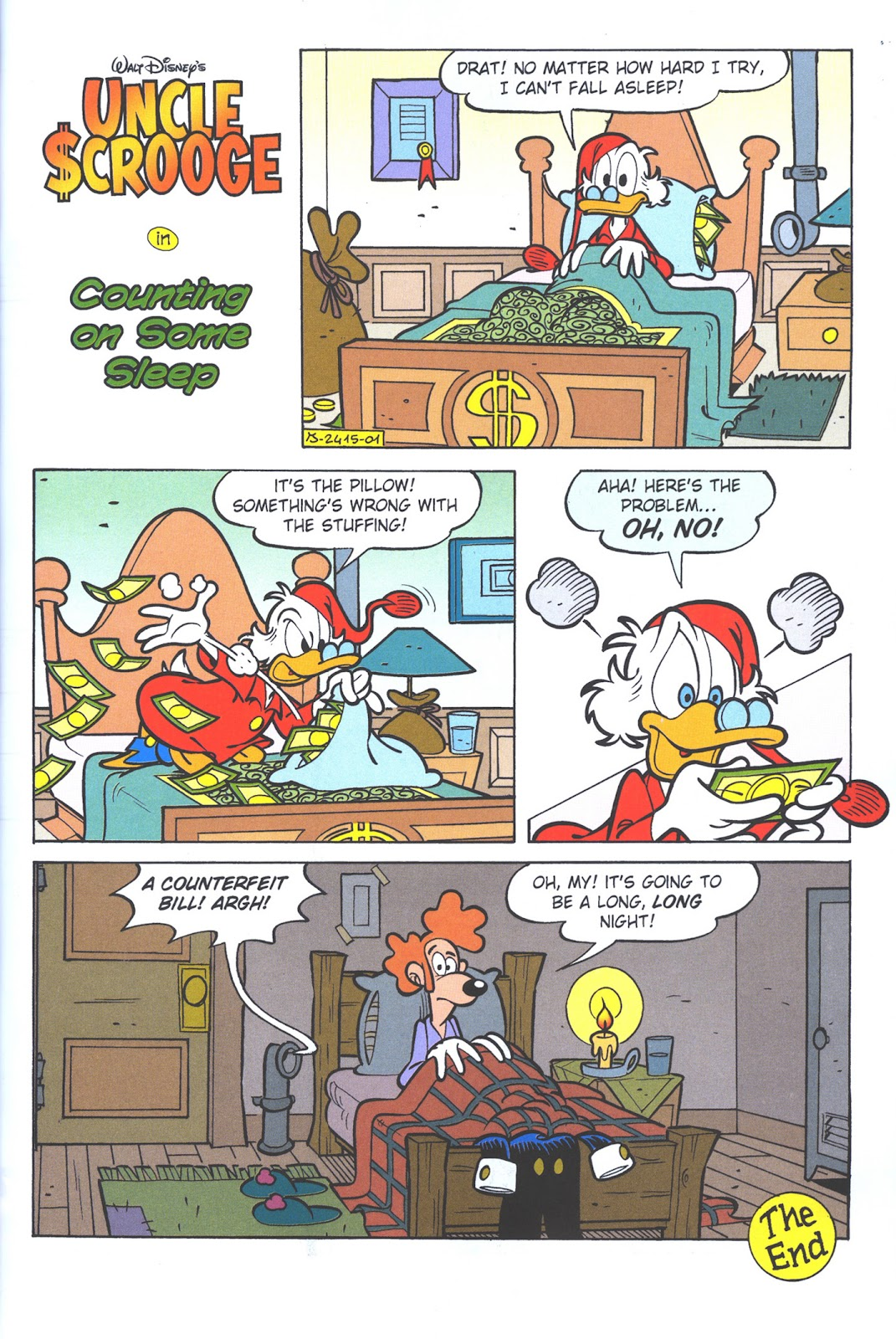 Uncle Scrooge (1953) Issue #376 #376 - English 51
