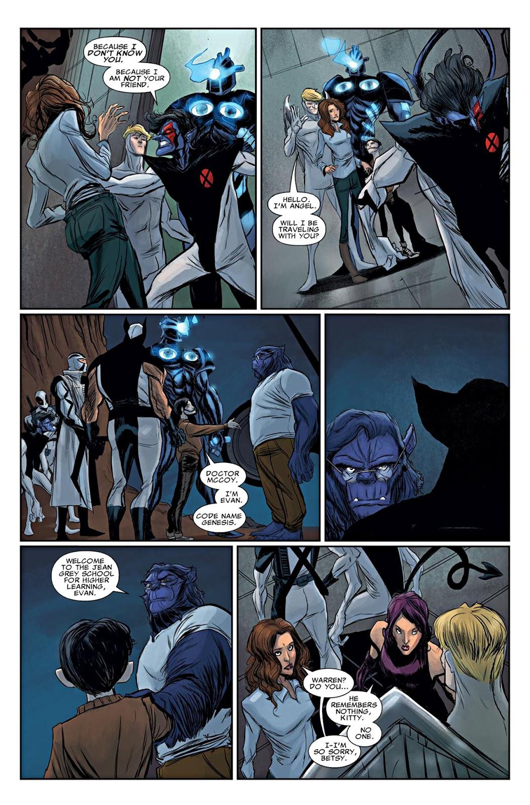 Uncanny X-Force (2010) Issue #19 #20 - English 19