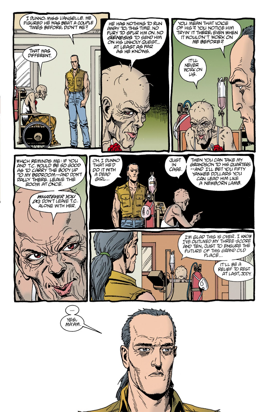 Preacher Issue #11 #20 - English 4