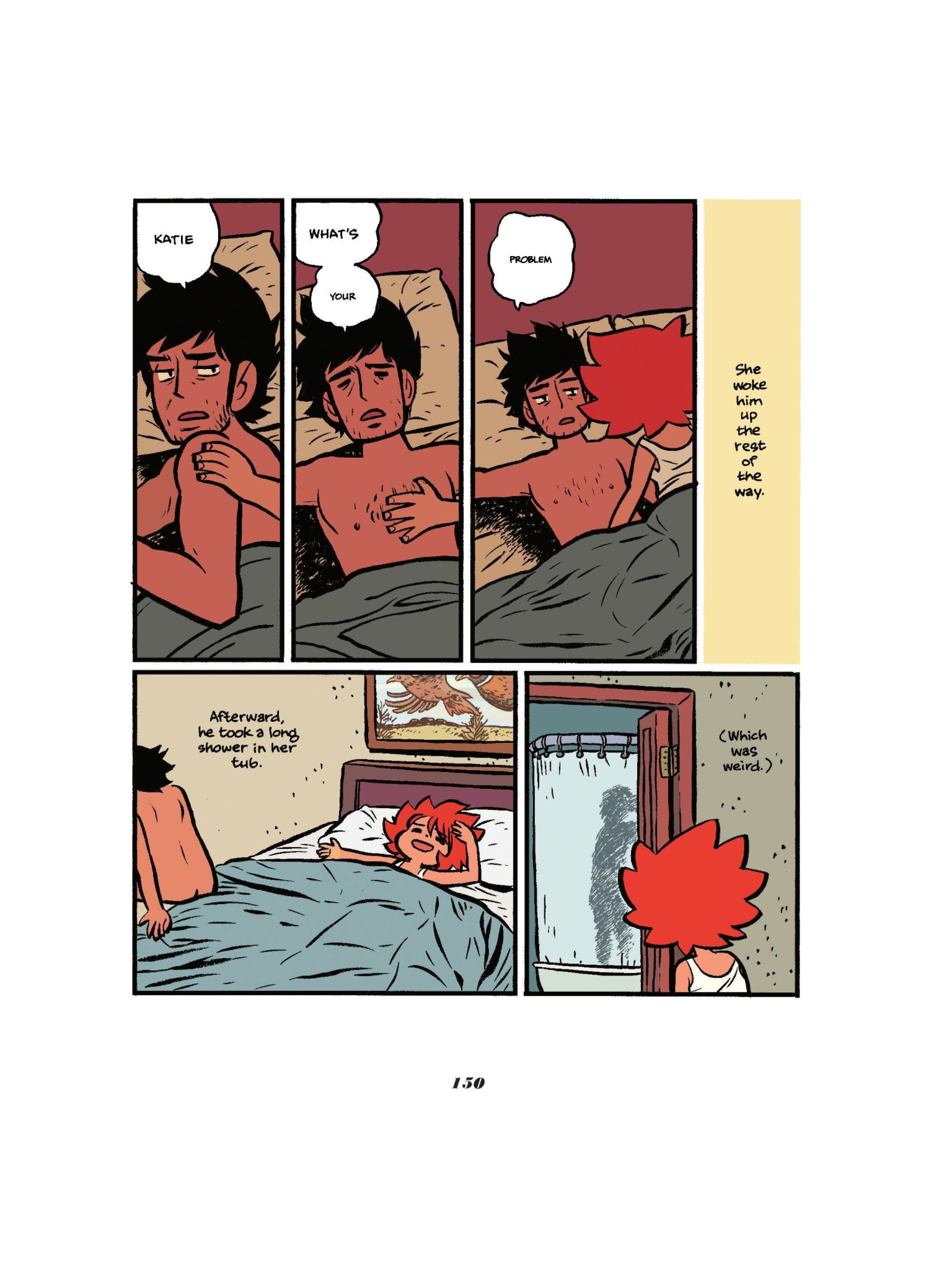 Read online Seconds comic -  Issue # Full - 151