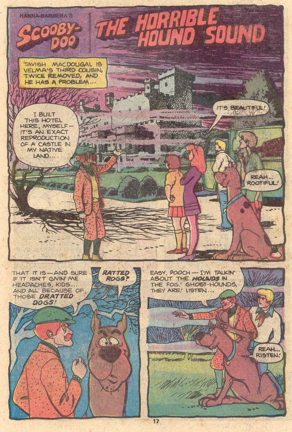 Read online Scooby-Doo (1977) comic -  Issue #1 - 12