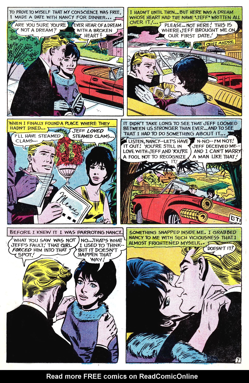 Read online Secret Hearts comic -  Issue #132 - 14