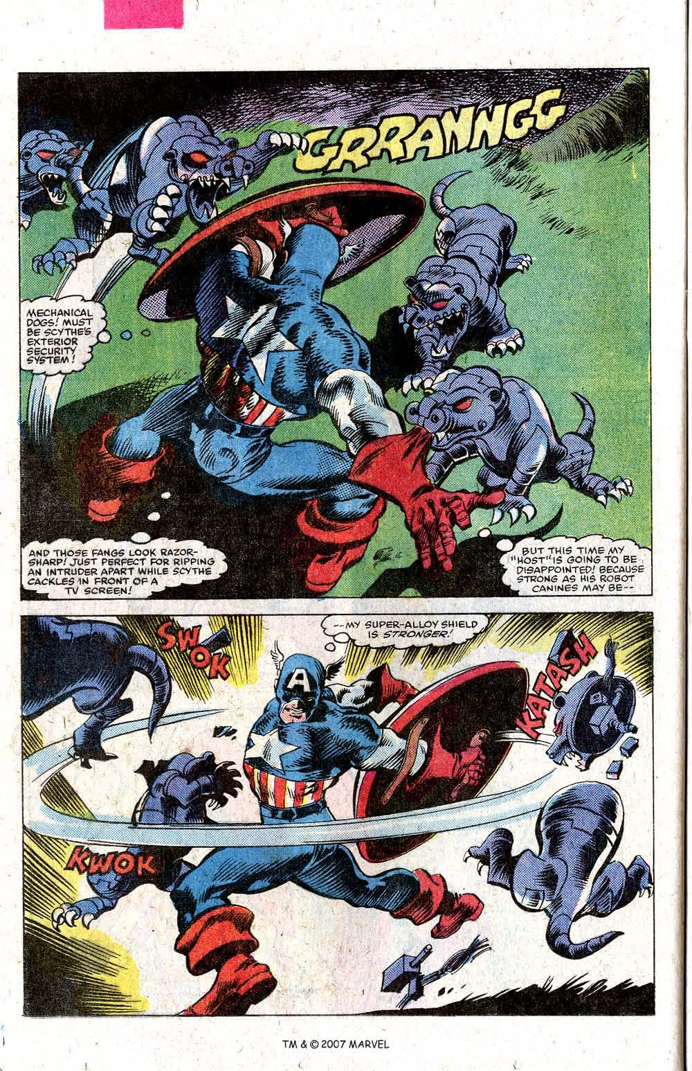 Captain America (1968) _Annual 5 #5 - English 40