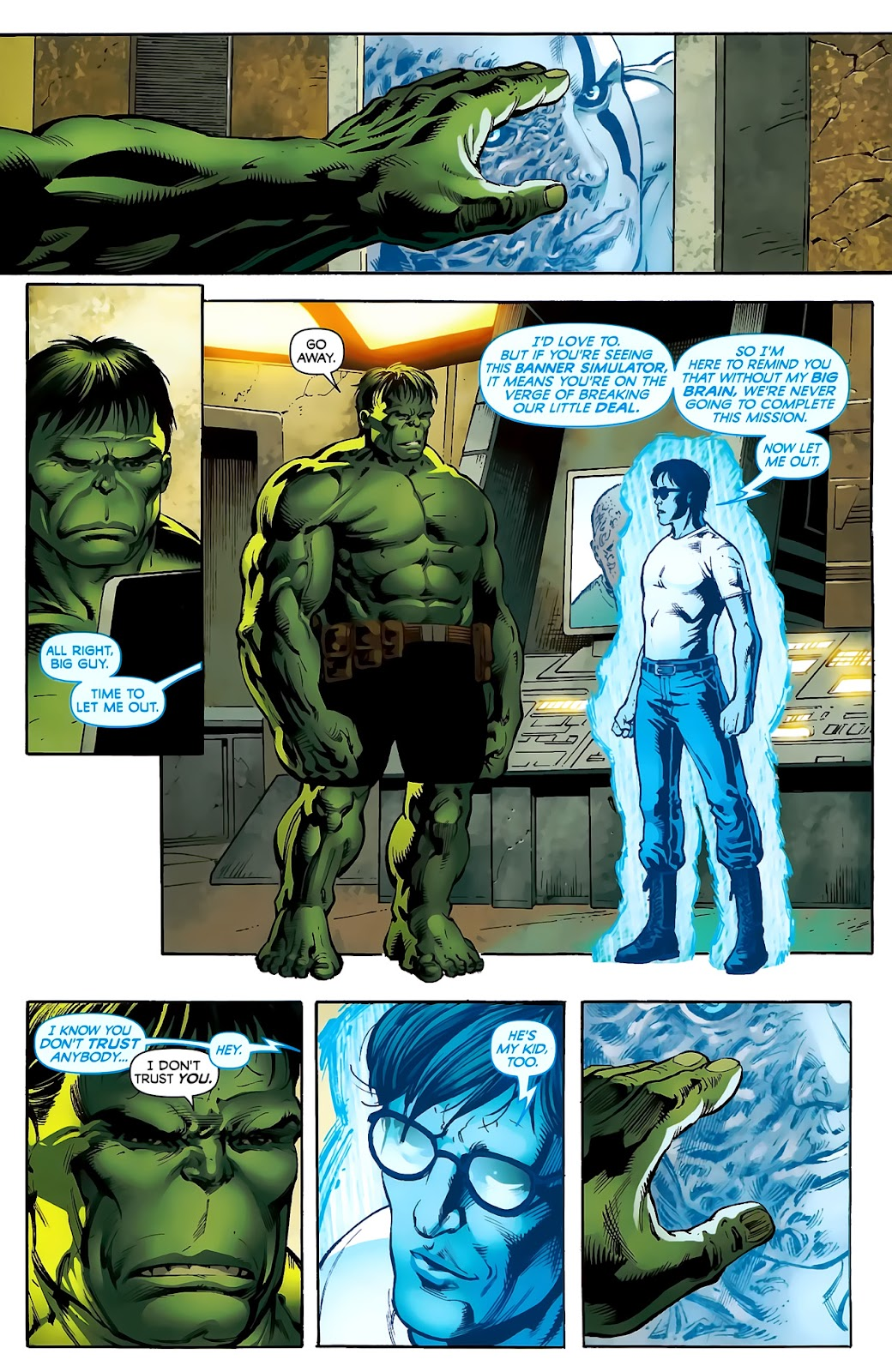 Incredible Hulks (2010) Issue #615 #5 - English 9