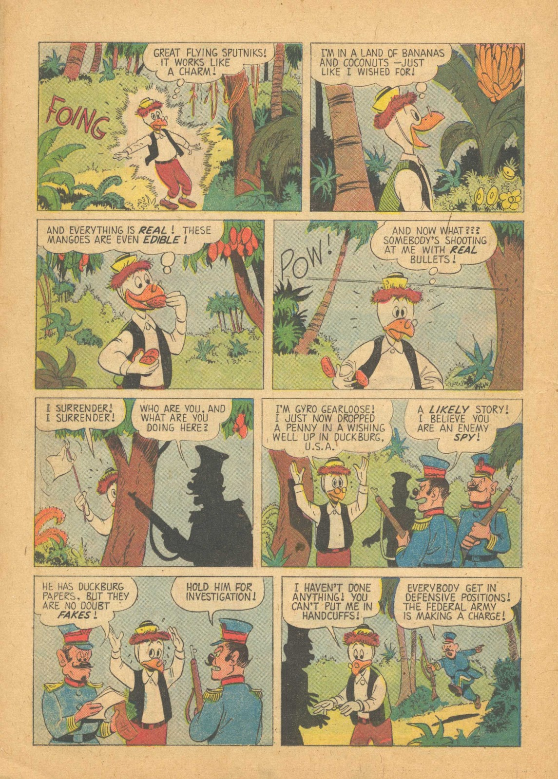 Uncle Scrooge (1953) Issue #25 #25 - English 24