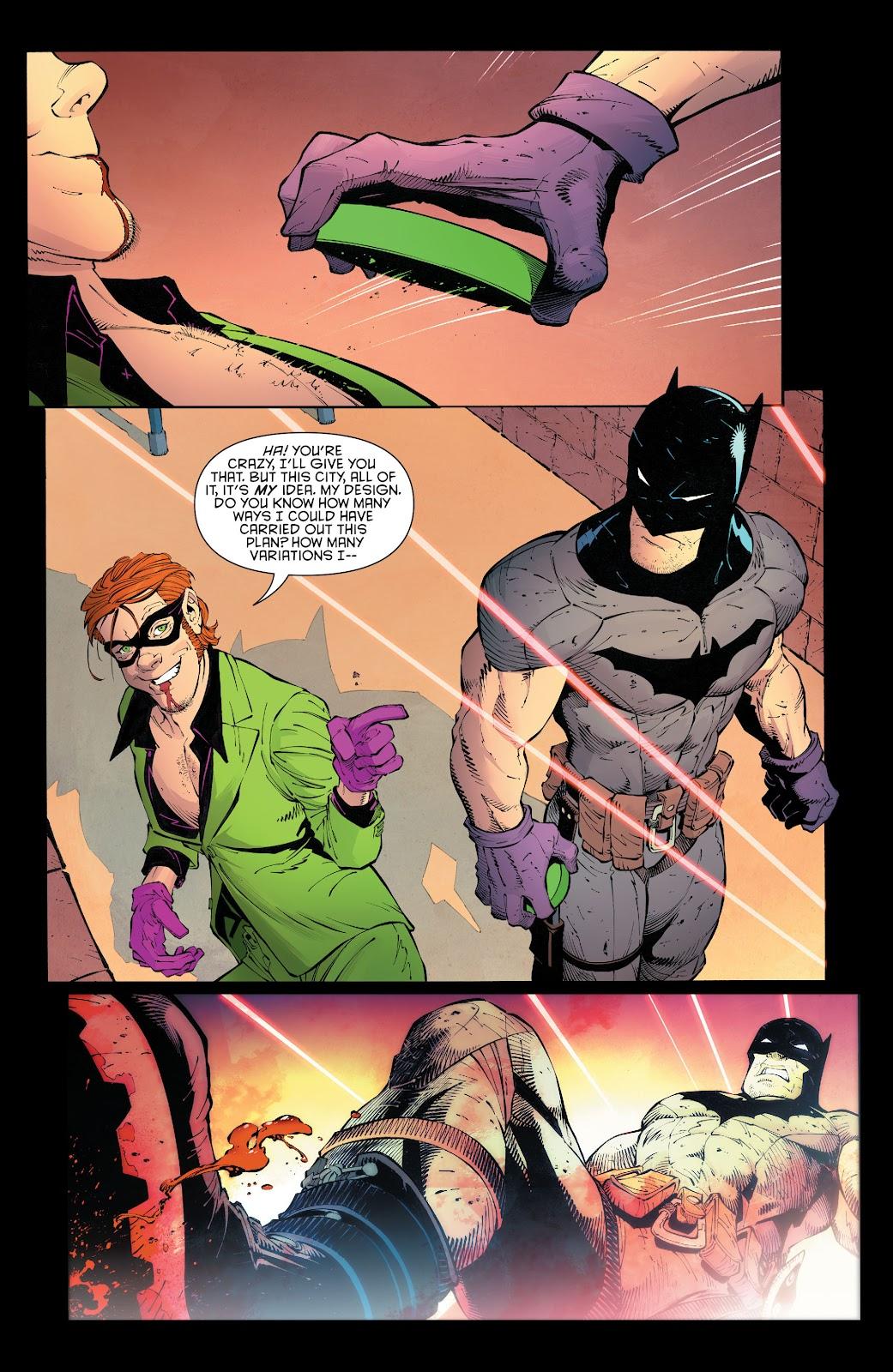 Batman (2011) Issue #33 #52 - English 19