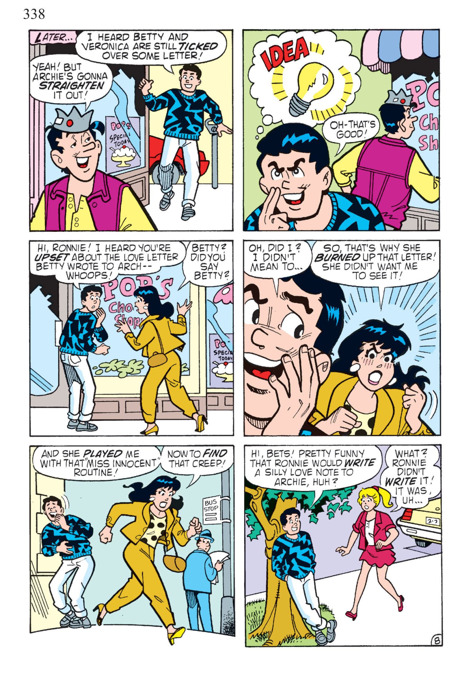 Read online The Best of Archie Comics comic -  Issue # TPB 1 (Part 2) - 109