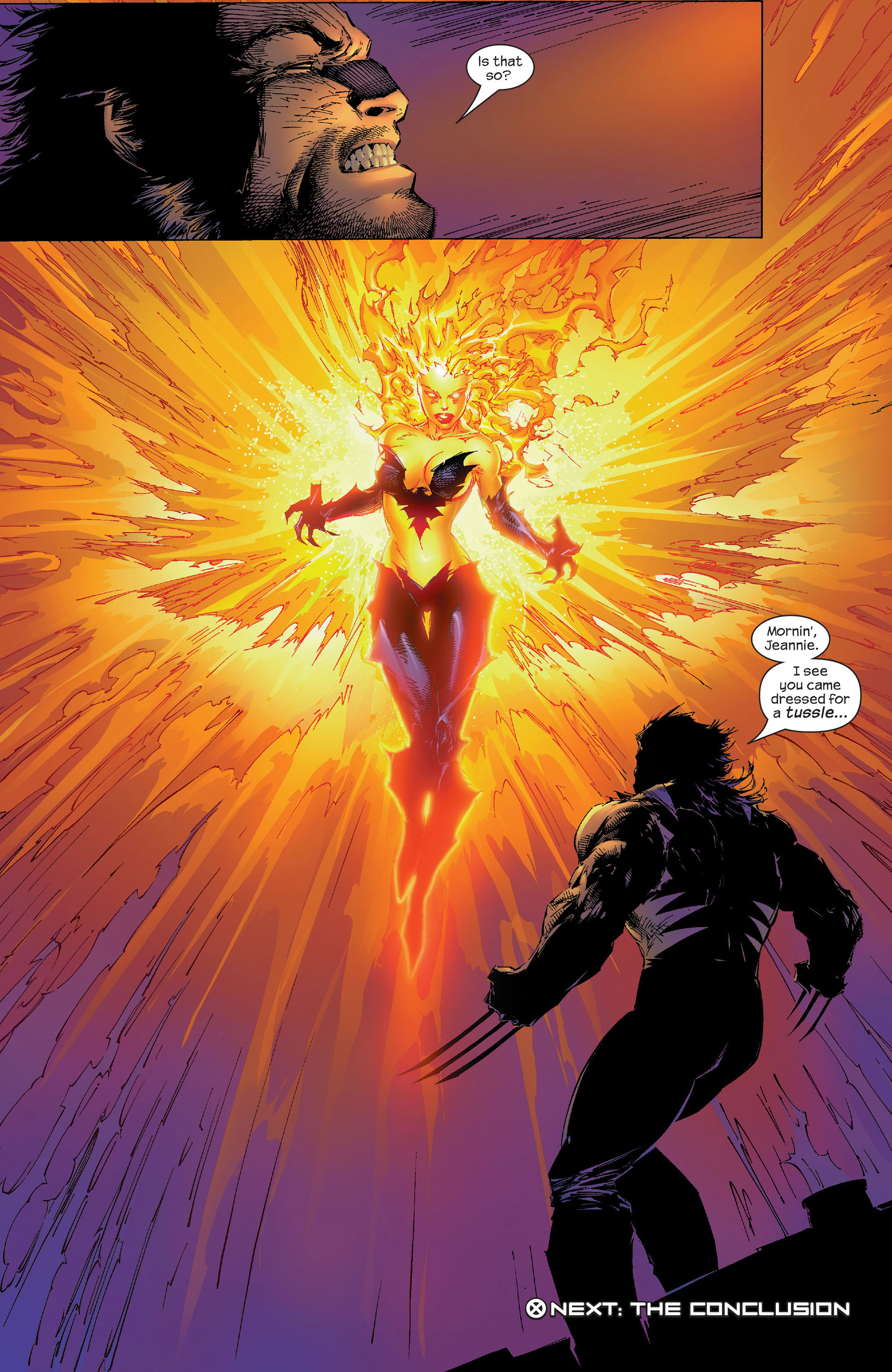 Read online New X-Men (2001) comic -  Issue #153 - 22