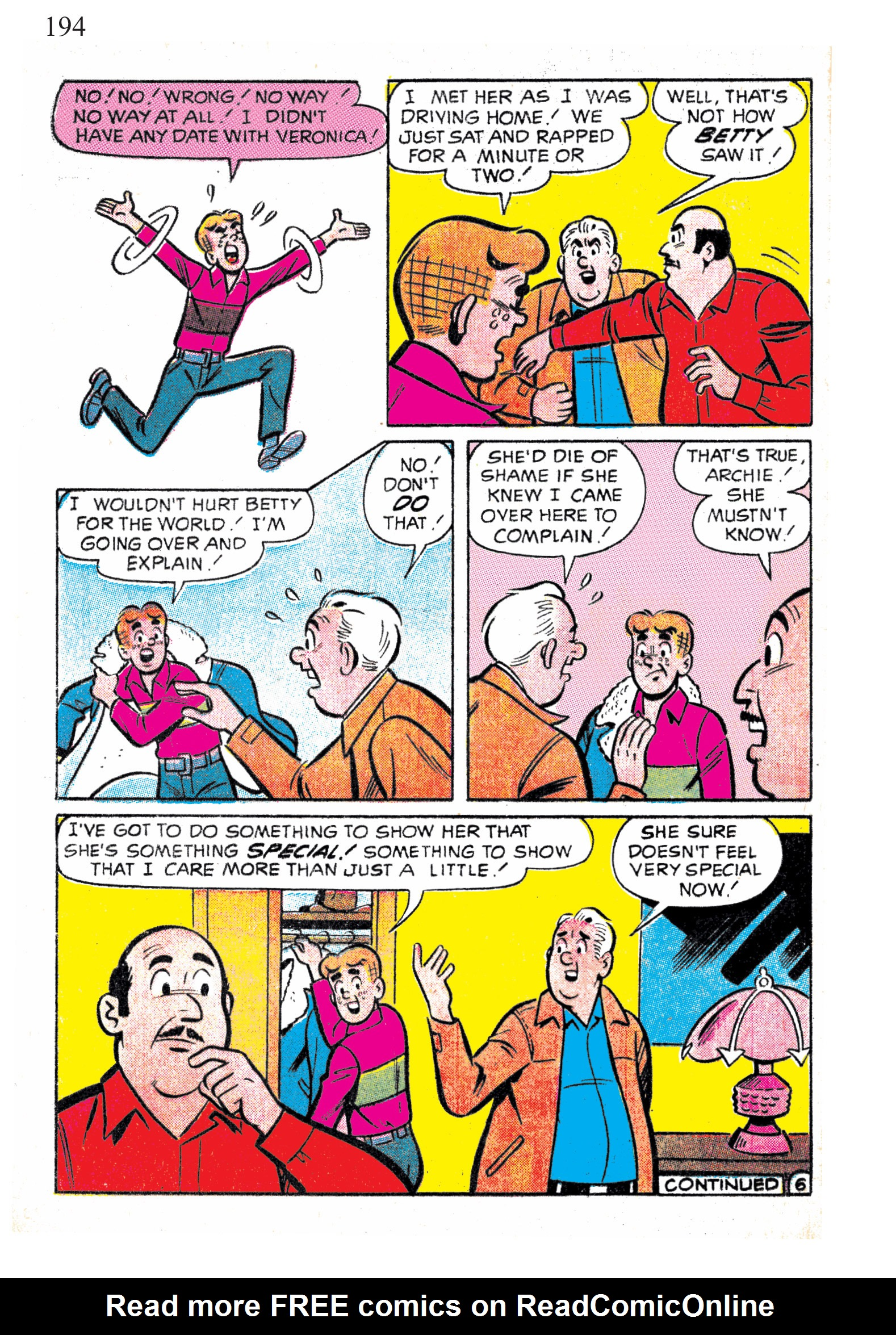Read online The Best of Archie Comics comic -  Issue # TPB 1 (Part 1) - 190