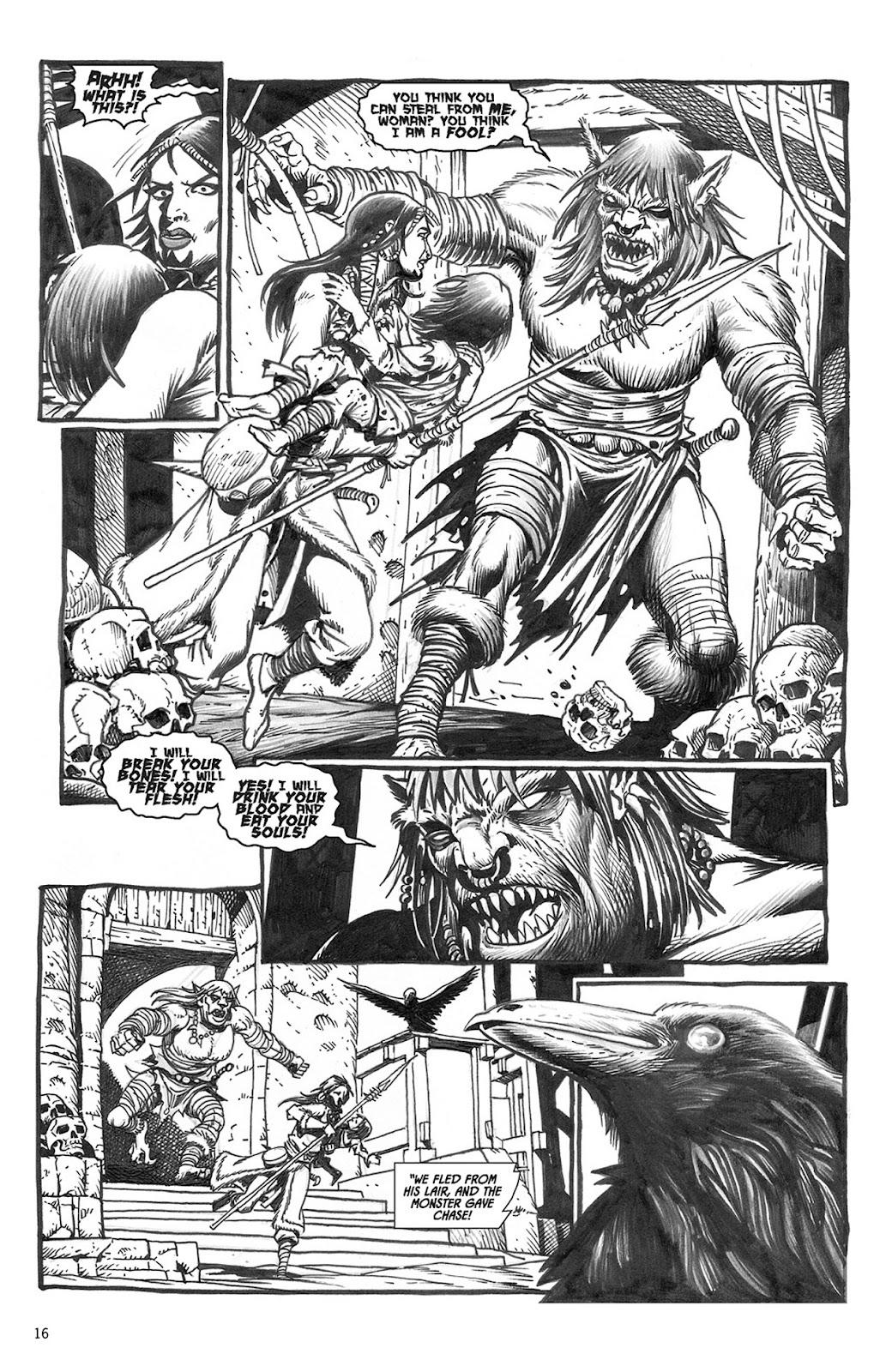 Creepy (2009) Issue #5 #5 - English 18