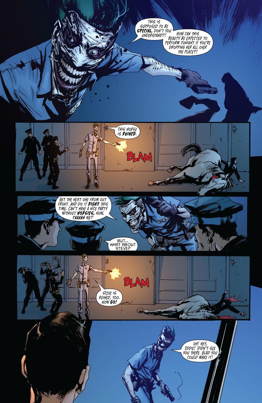 Batman (2011) Issue #15 #30 - English 25