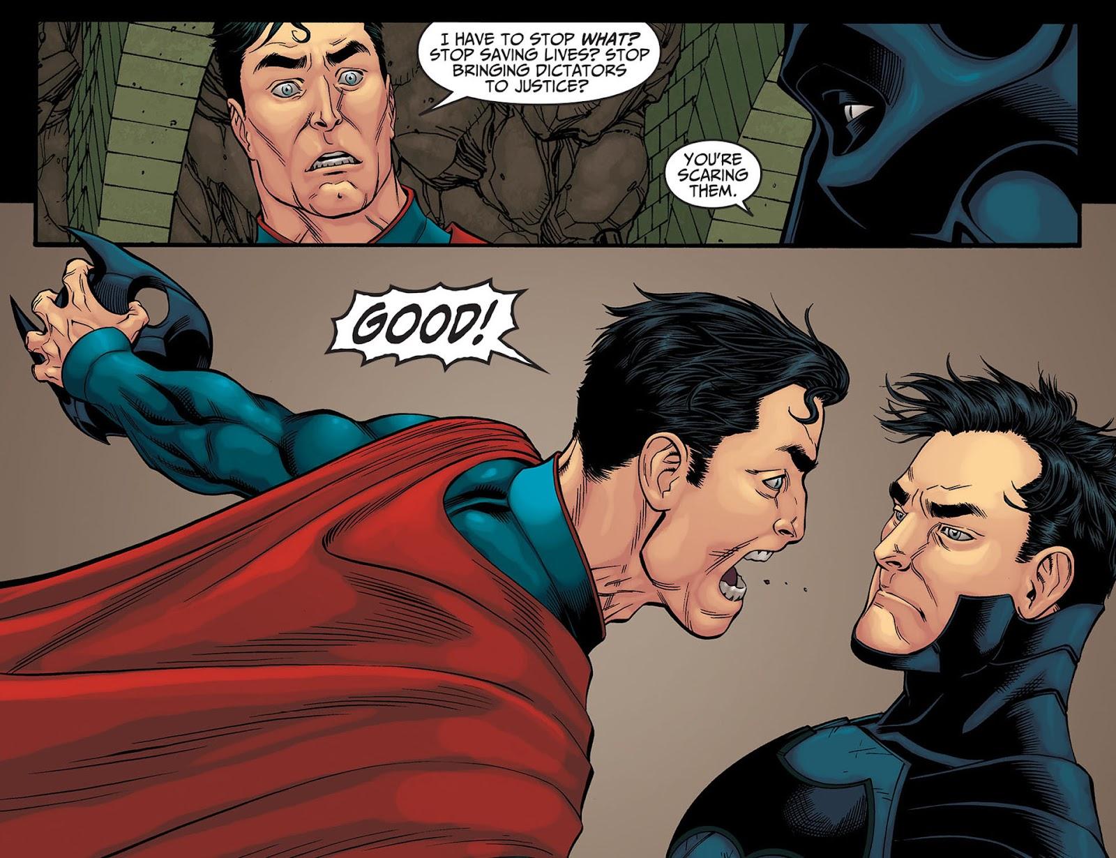 Injustice: Gods Among Us [I] Issue #10 #11 - English 8
