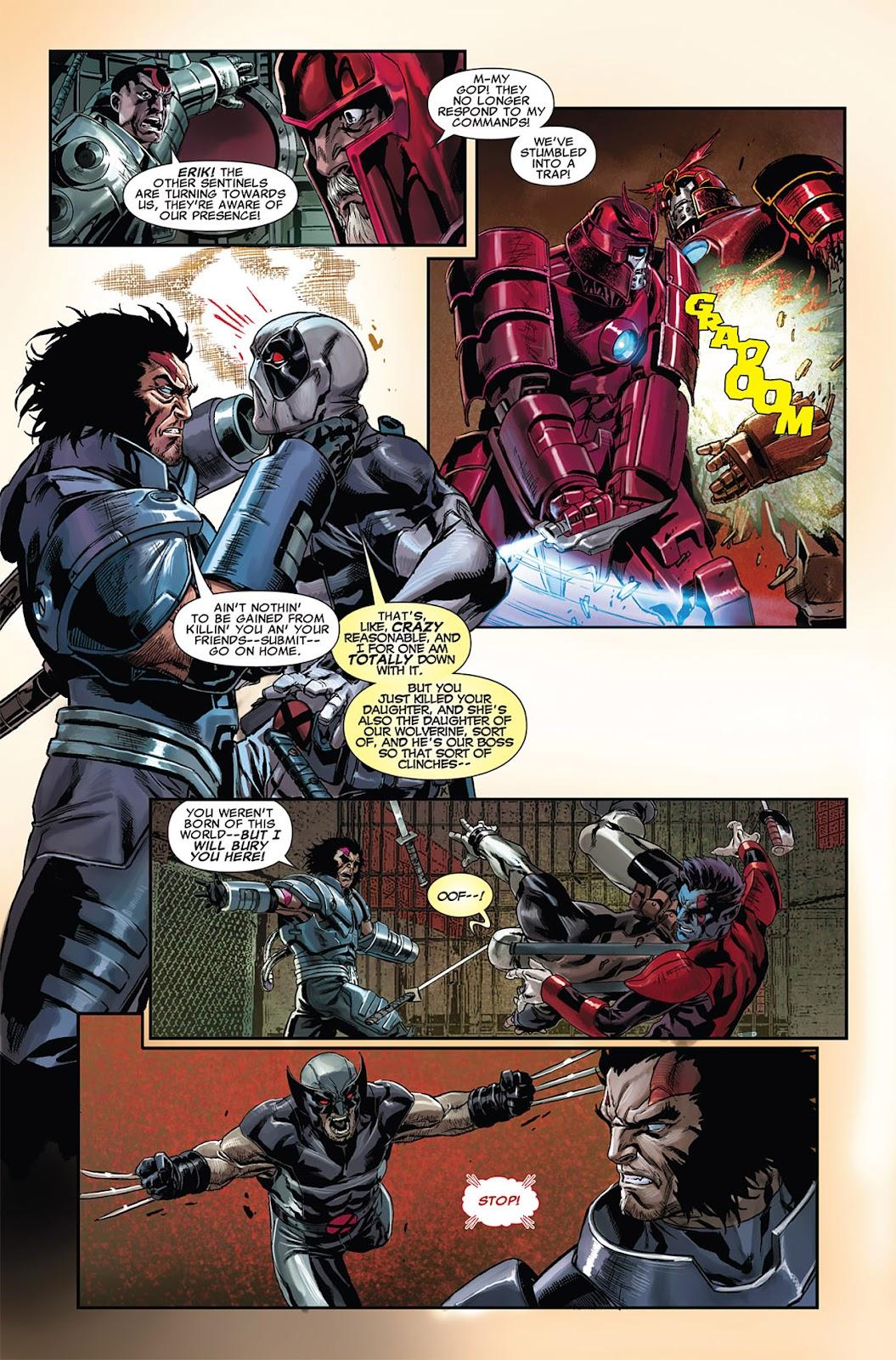 Uncanny X-Force (2010) Issue #13 #14 - English 11