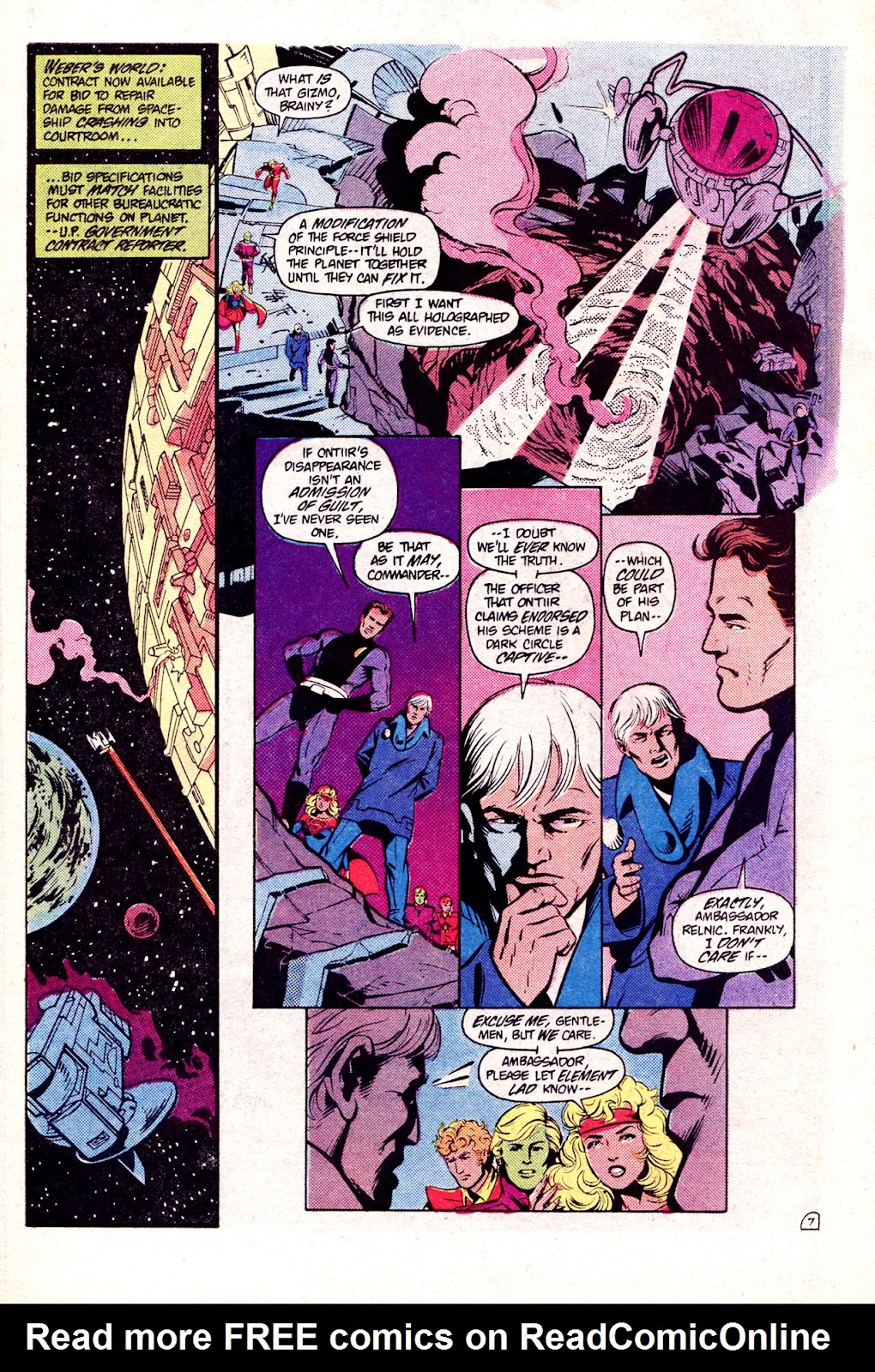 Tales of the Legion Issue #314 #1 - English 10