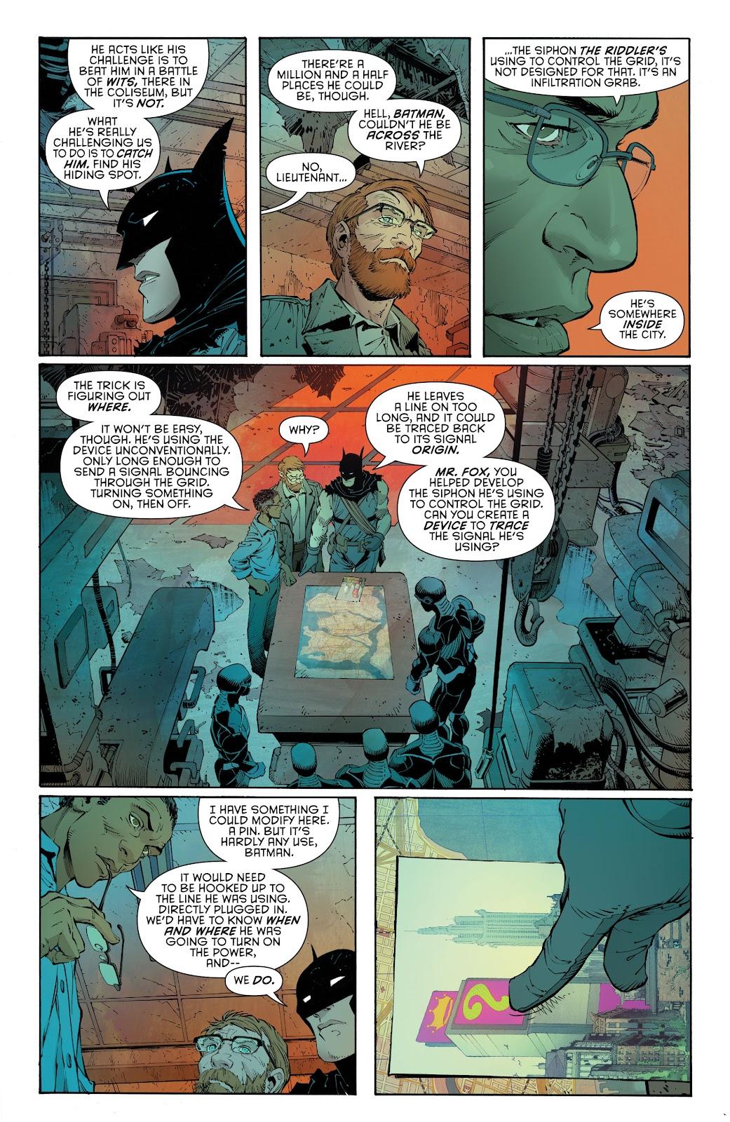 Batman (2011) Issue #31 #50 - English 3