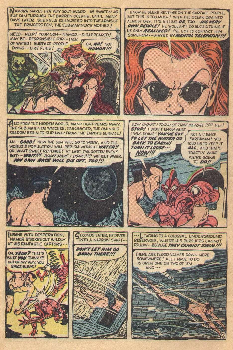 Sub-Mariner Comics #36 #36 - English 8