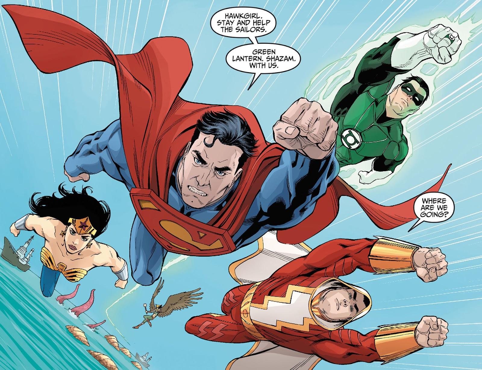 Injustice: Gods Among Us [I] Issue #12 #13 - English 12