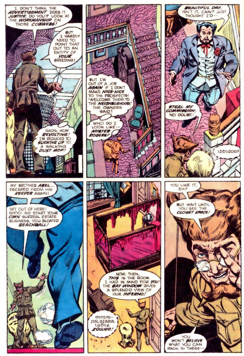 Blue Devil 20 Page 2