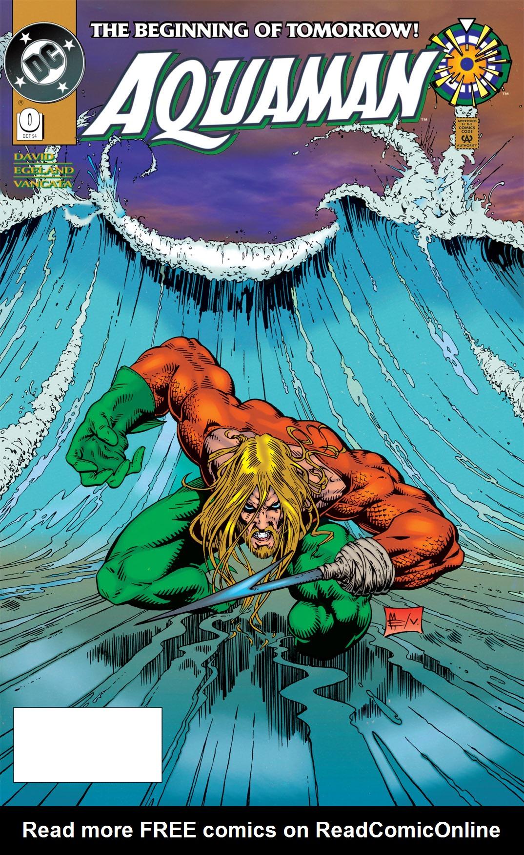 Aquaman (1994) 0 Page 1