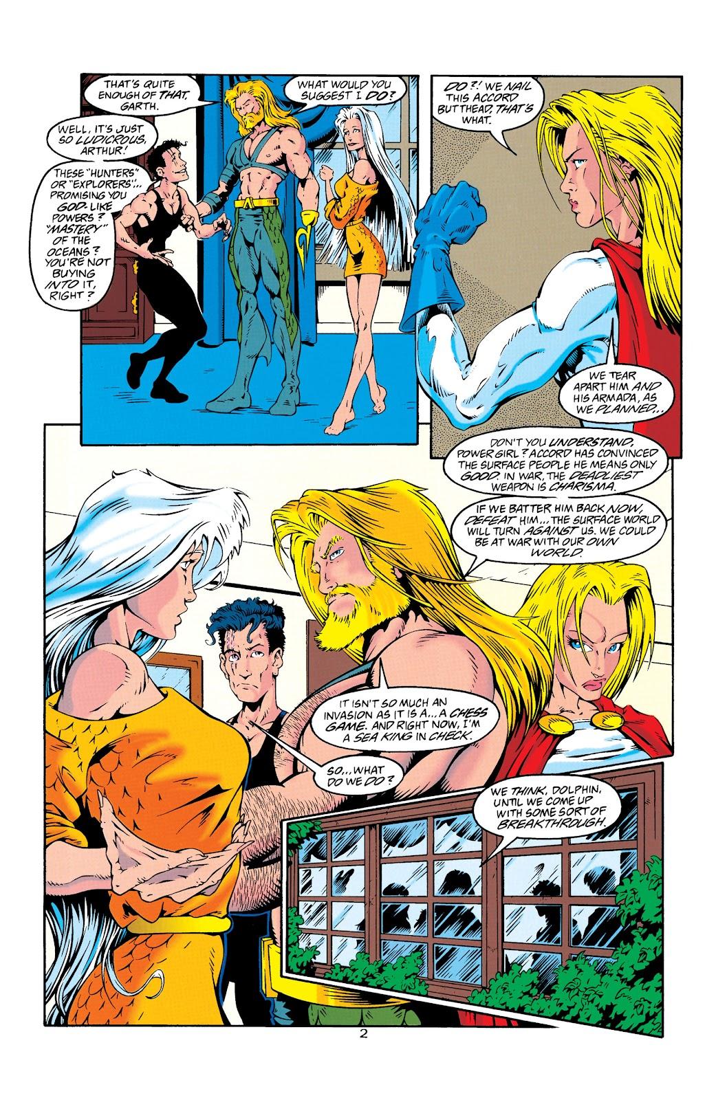 Aquaman (1994) Issue #25 #31 - English 3