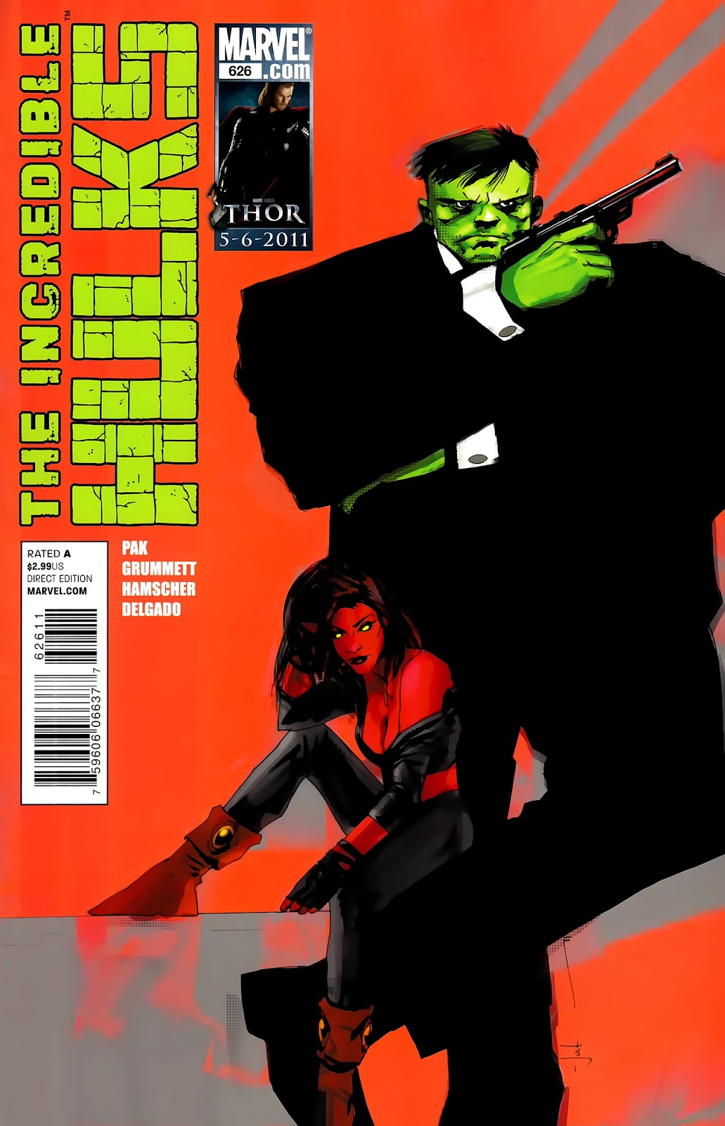 Incredible Hulks (2010) Issue #626 #16 - English 1