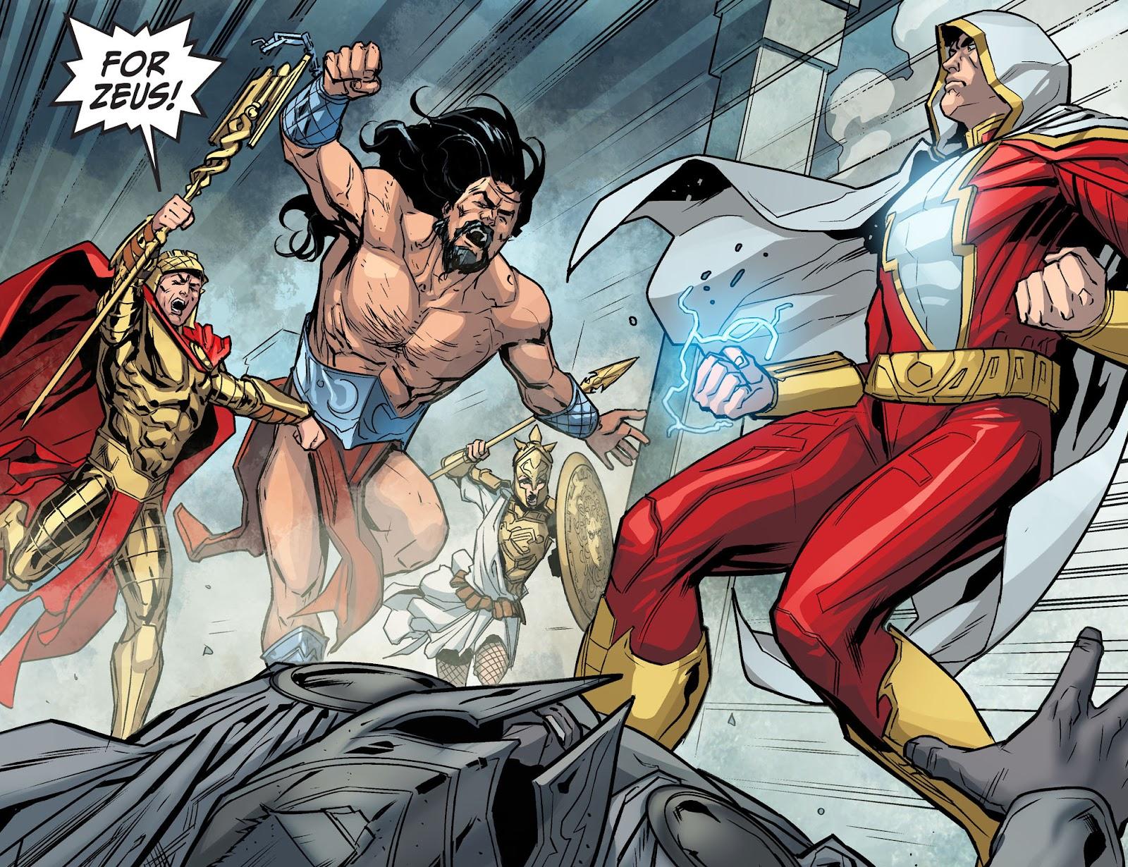 Injustice: Gods Among Us Year Four Issue #14 #15 - English 9