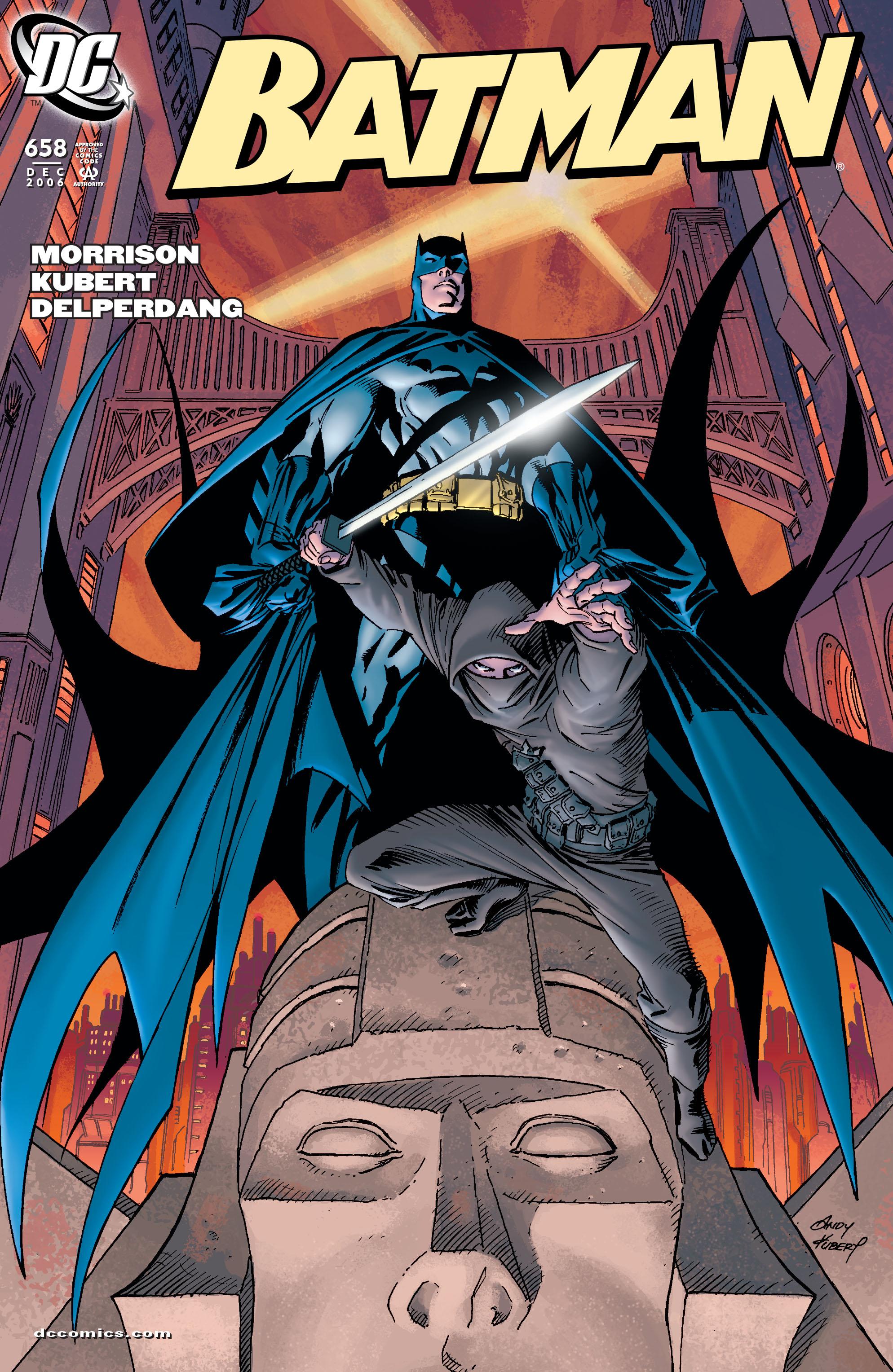 Batman (1940) 658 Page 1
