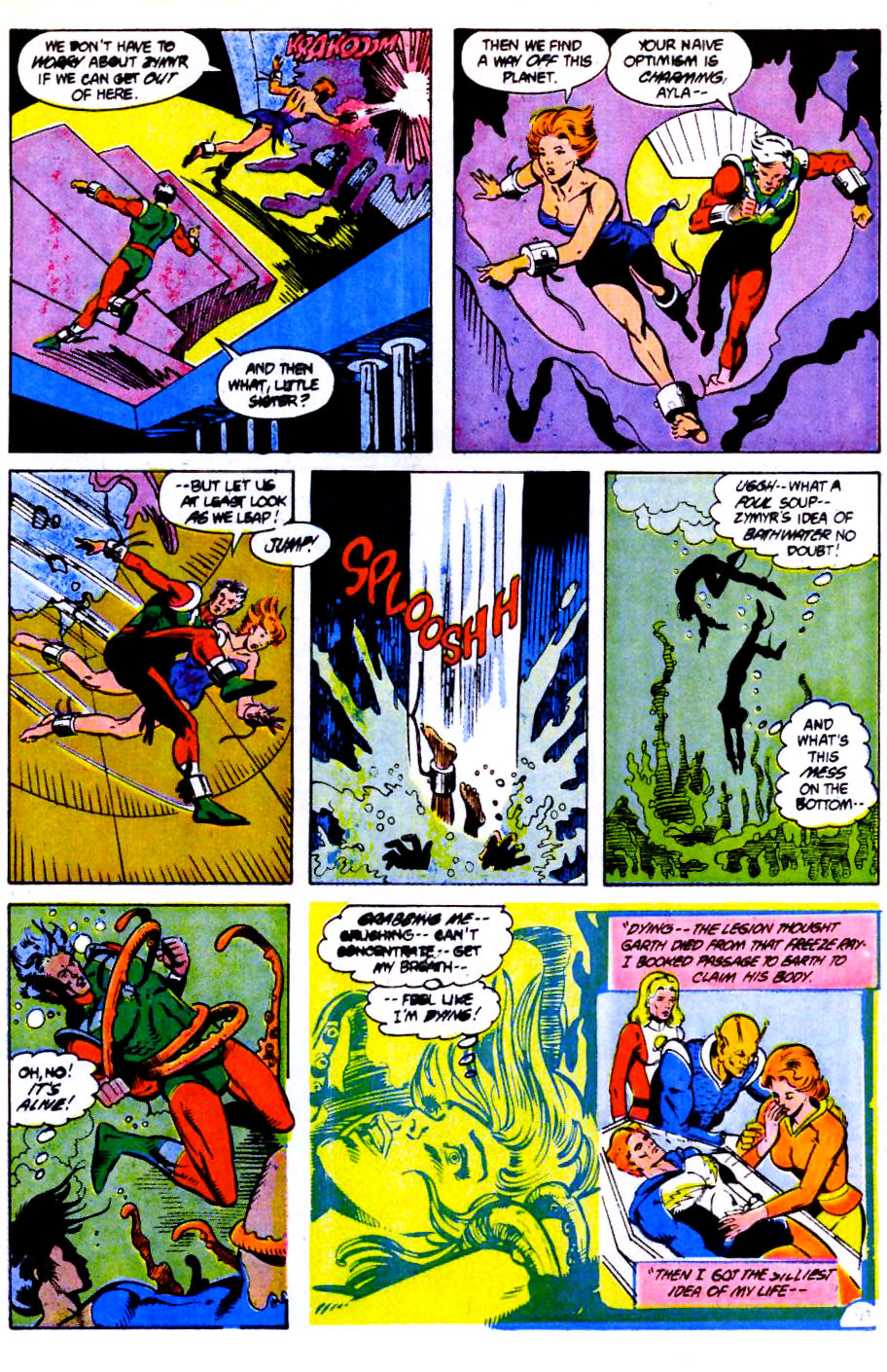 Tales of the Legion Issue #331 #18 - English 11