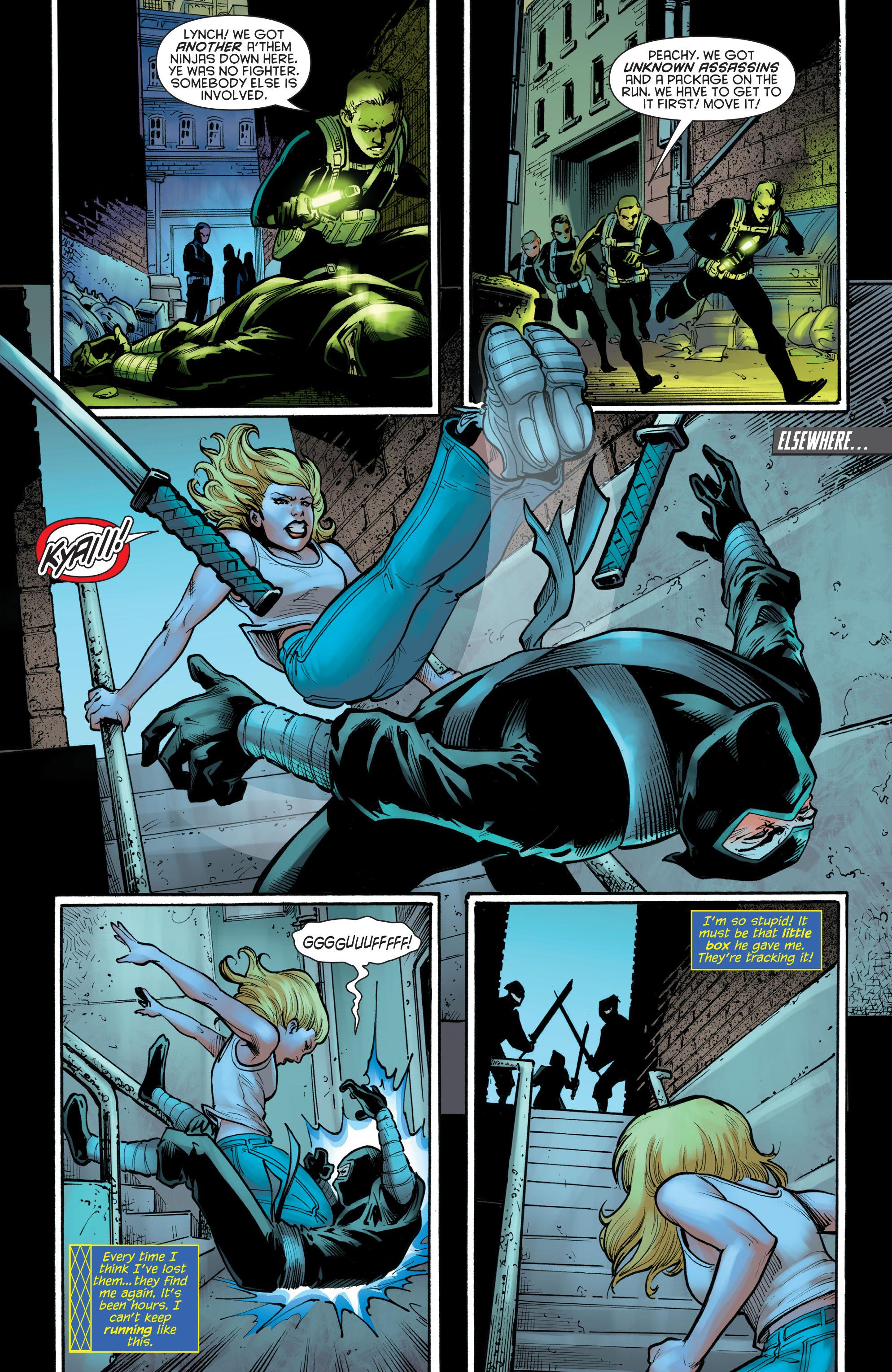 DC Comics: Zero Year chap tpb pic 193