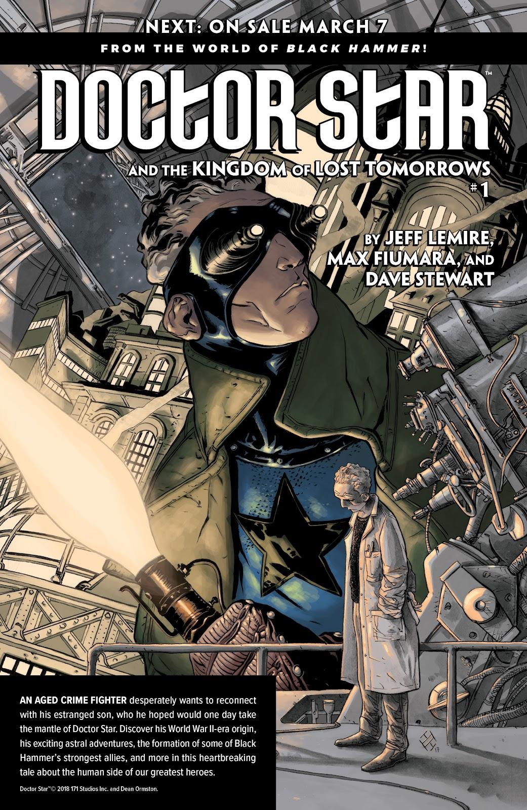 Read online Sherlock Frankenstein and the Legion of Evil comic -  Issue #4 - 16