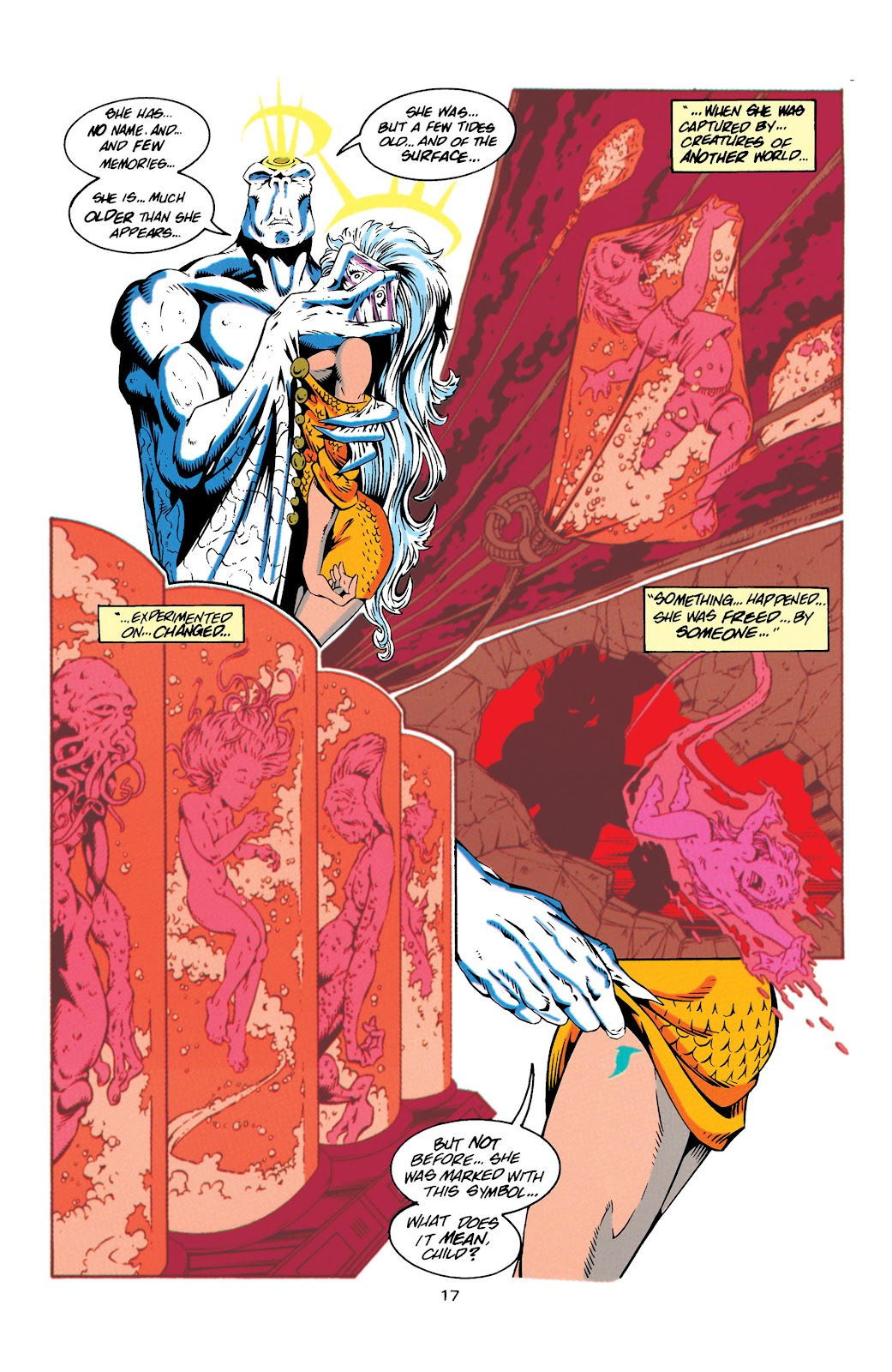Aquaman (1994) Issue #18 #24 - English 17