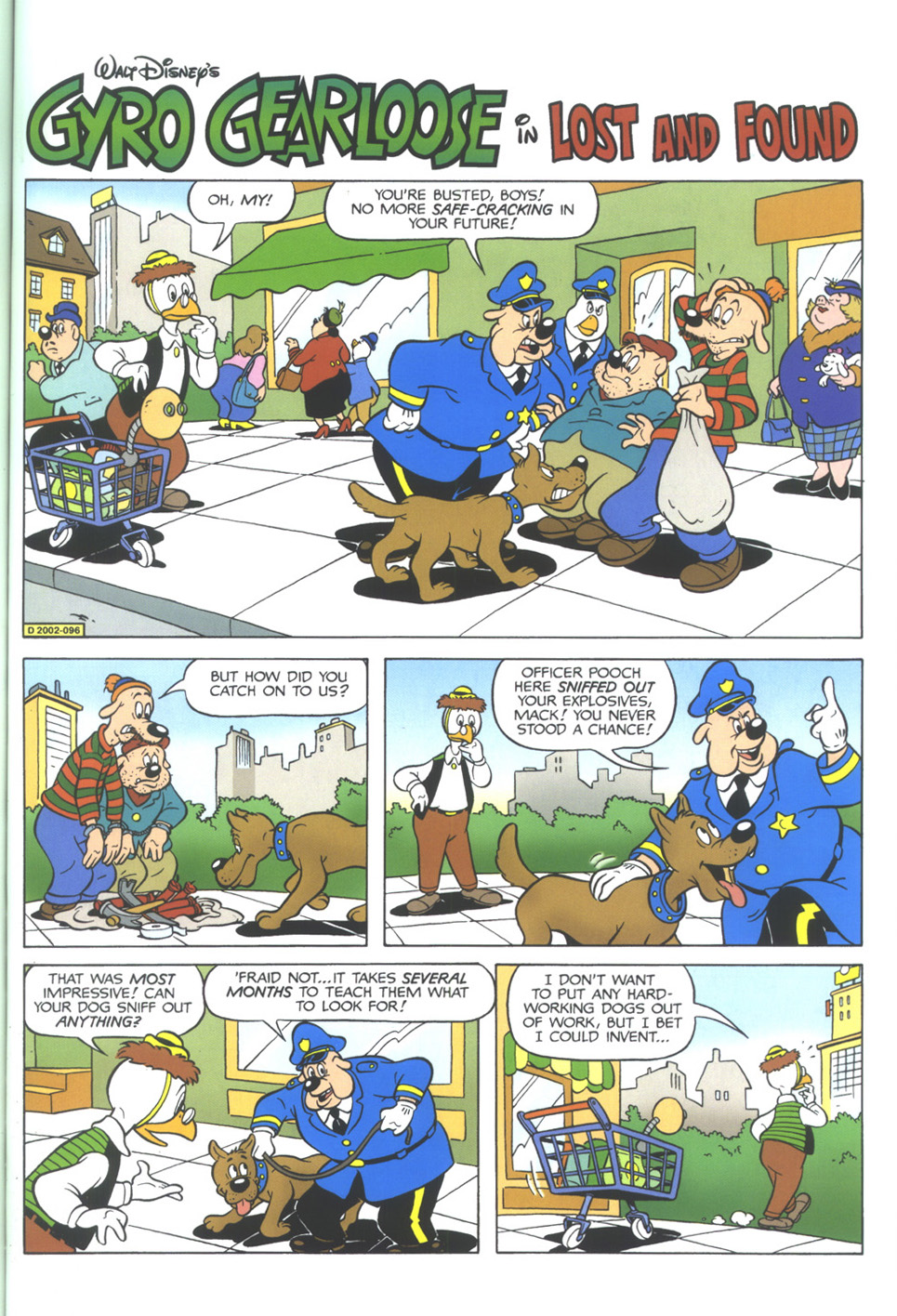 Uncle Scrooge (1953) Issue #345 #345 - English 51