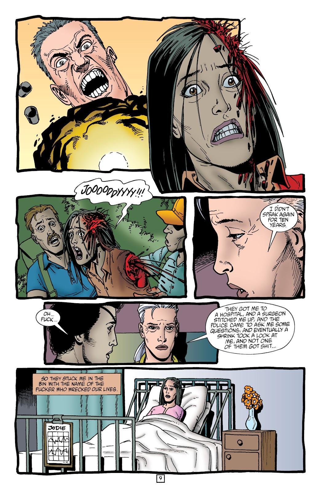 Preacher Issue #43 #52 - English 10