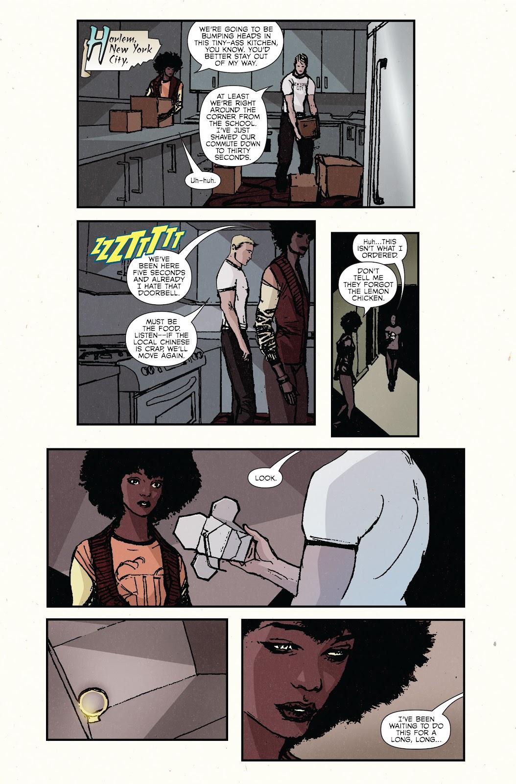 The Immortal Iron Fist Issue #27 #28 - English 22