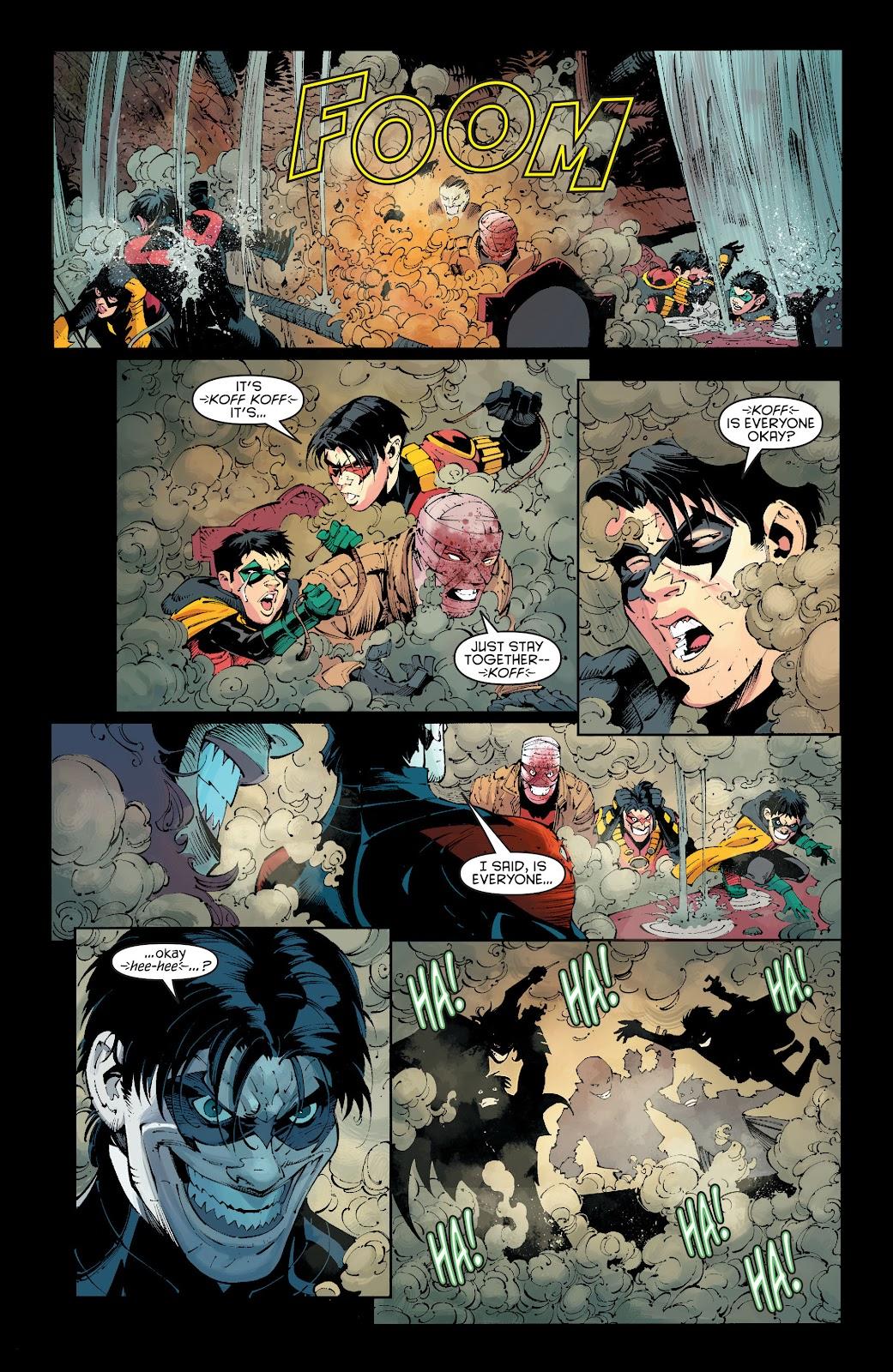 Batman (2011) Issue #17 #32 - English 15