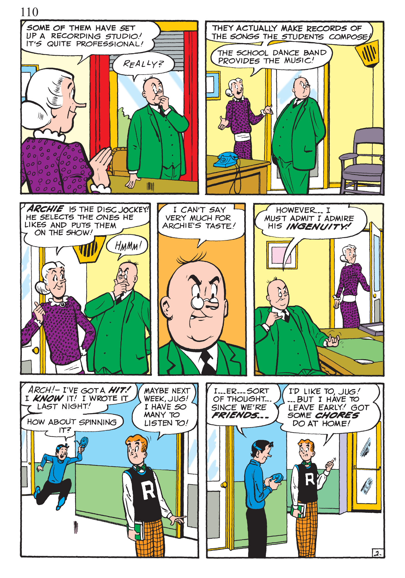 Read online The Best of Archie Comics comic -  Issue # TPB 1 (Part 1) - 107