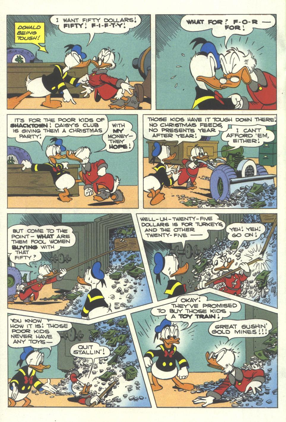 Walt Disney's Donald Duck Adventures (1987) Issue #30 #30 - English 36