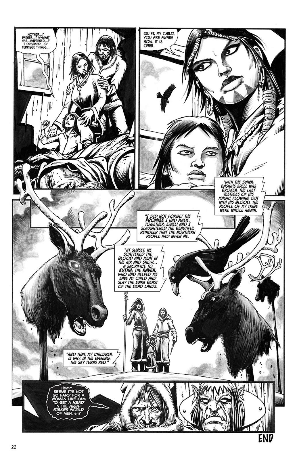 Creepy (2009) Issue #5 #5 - English 24