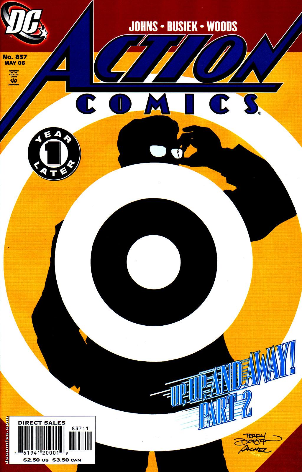 Action Comics (1938) 837 Page 1
