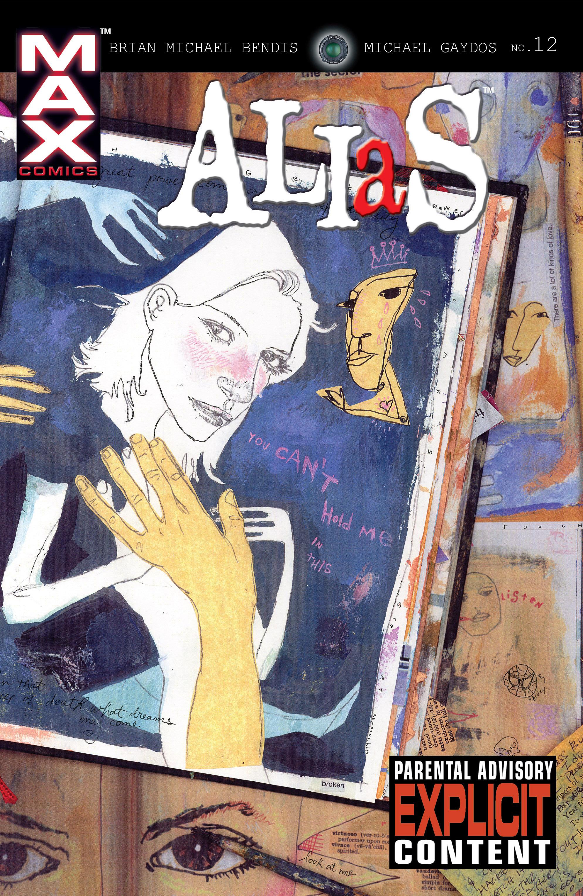 Alias 12 Page 1