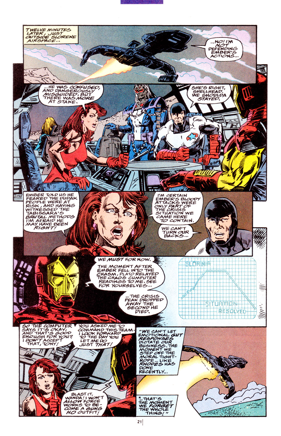 Force Works Issue #5 #5 - English 17