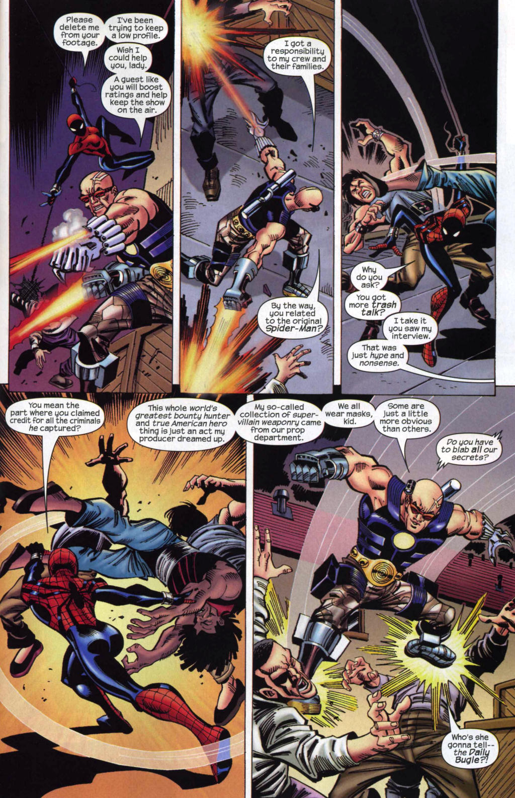 Amazing Spider-Girl Issue #4 #5 - English 20