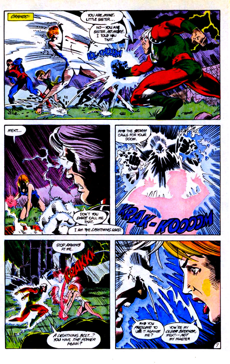 Tales of the Legion Issue #330 #17 - English 8