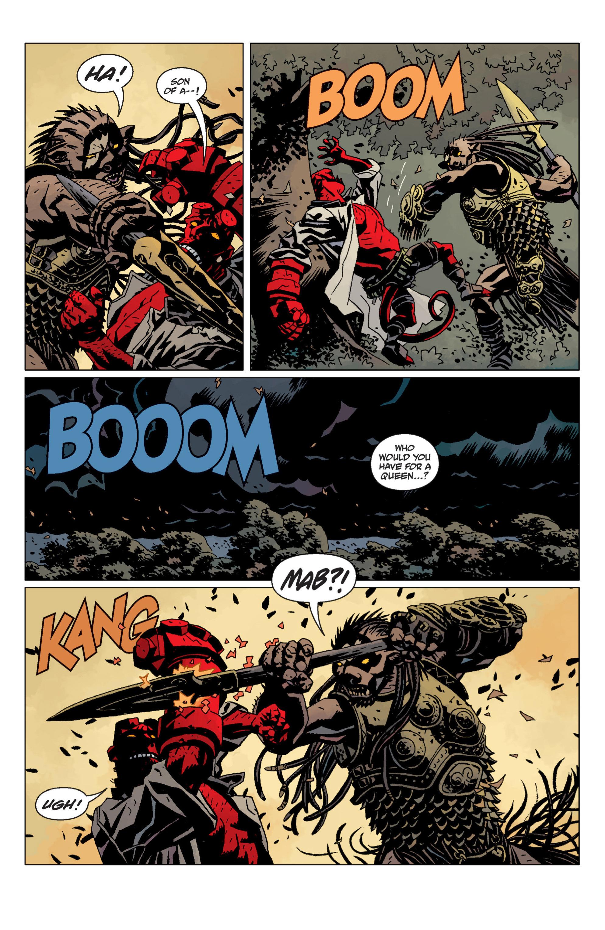 Hellboy chap 12 pic 28