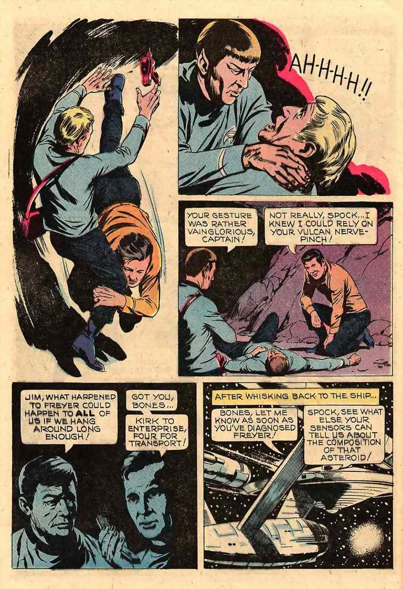 Star Trek (1967) #58 #58 - English 10