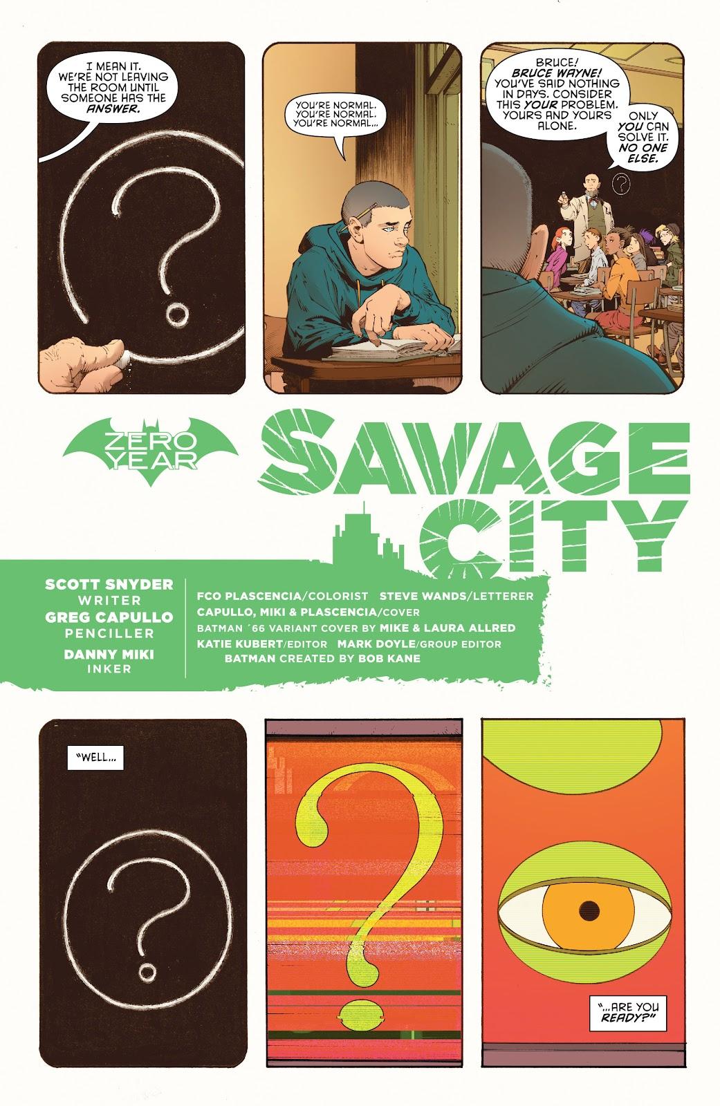 Batman (2011) Issue #31 #50 - English 5