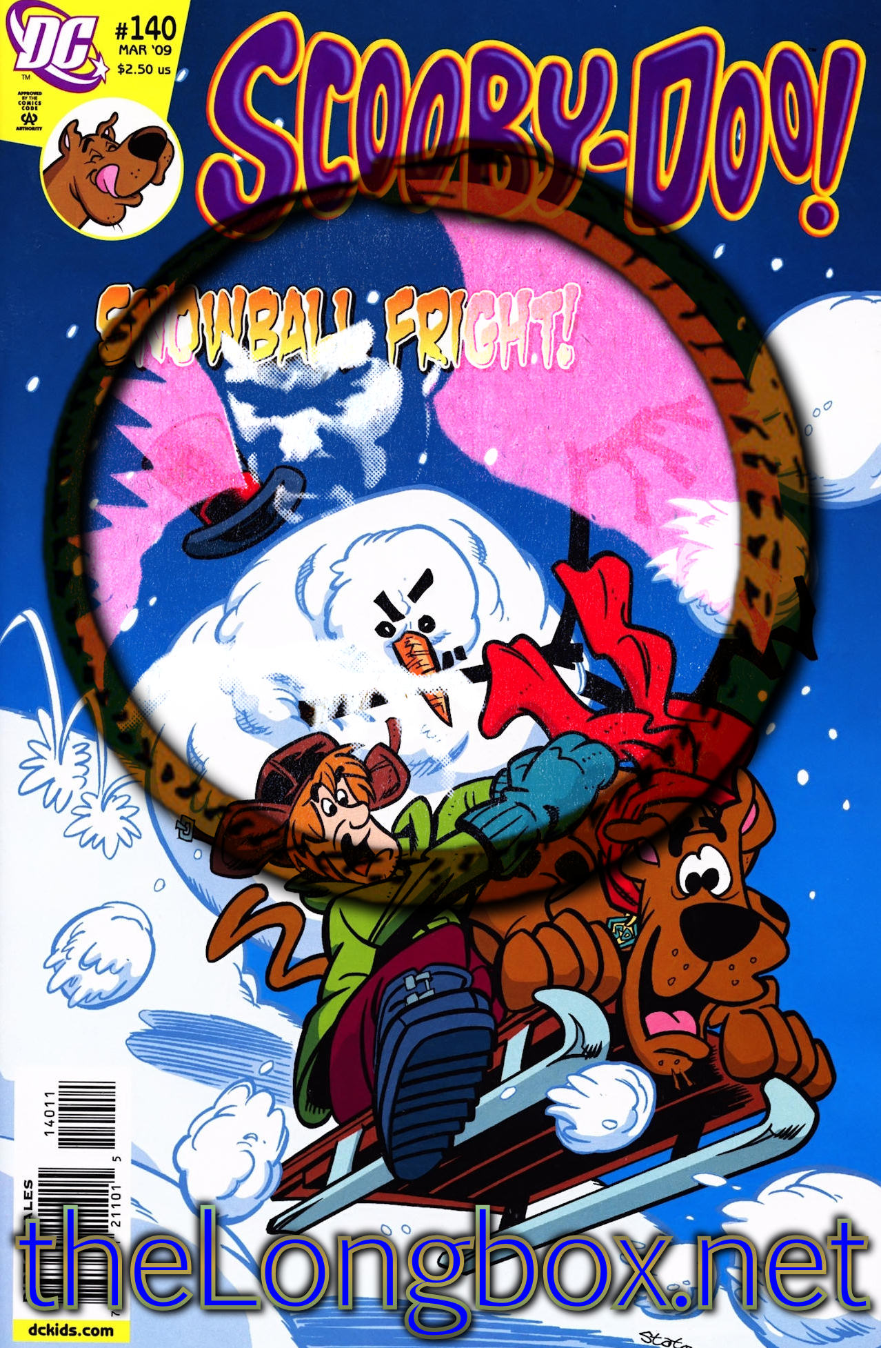 Read online Scooby-Doo (1997) comic -  Issue #140 - 23