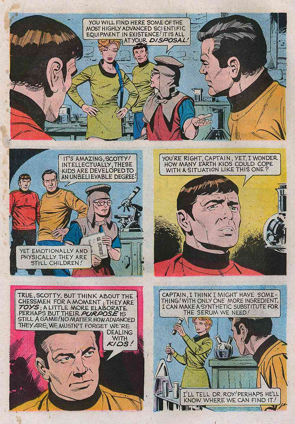 Star Trek (1967) Issue #23 #23 - English 12